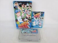 SUPER PRO BASEBALL STADIUM Item Ref/ccc Super Famicom Nintendo Japan Game sf