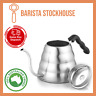 HARIO STYLE 1L V60 Buono Gooseneck Kettle Pour Over Drip Coffee Stainless Steel