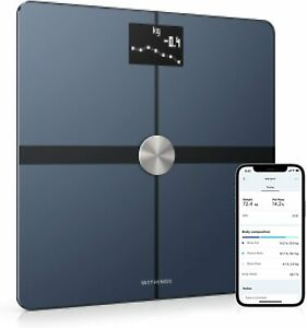 BNIB Withings Body Composition Wi-Fi Scale - Black