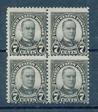 Usa 1922 Mnh issue bloc of four S-17631
