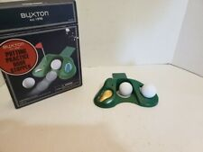Practice Putting Cup Hole Door Stopper 2 golf Balls