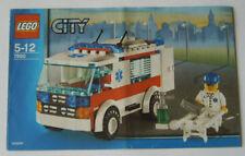 LEGO® Bauanleitung / Instruction Nr. 7890