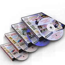 Judo DVD. Russian school of judo. Ne waza. Nage waza. 225 min.