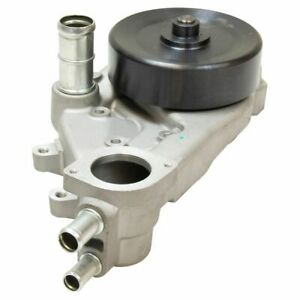 Engine Coolant Water Pump Direct Fit for Cadillac CTS-V Chevy Corvette G8