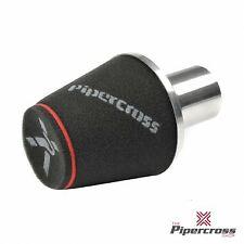 Pipercross Universal Aluminium Foam Cone Air Filter 71mm Neck