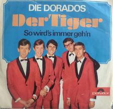 "7"" 1966 POLYDOR RARE IN MINT- ! DIE DORADOS : Der Tiger"