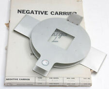 Omega B Series Negative Carrier GLASS 6x6 120 Roll Film 423-153 - USED EX+ F15P