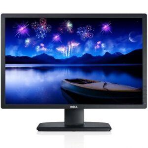 Dell P2412 24 inch LED Monitor 1920 x 1080 DVI-D/VGA input