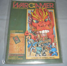The Wargamer Magazine Issue #21 w/SIEGE AT PEKING Game - COMPLETE & UNPUNCHED!