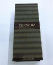 Quorum di Antonio Puig eau de toilette profumo uomo 100 ml nuovo originale