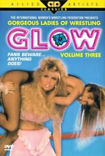 G.L.O.W. (GLOW - Gorgeous Ladies of Wrestling) - Vol. 3 - DVD  - New