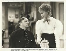 """FAY WRAY & WALLACE BEERY in """"The Bowery"""" Original Vintage Photograph 1933"""