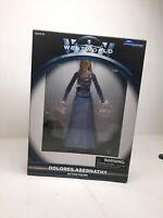 Westworld Outlaw Dolores Abernathy Figure Diamond Select Toys NEW