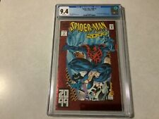 Marvel Comics Spider-man 2099 # 1 CGC 9.4 Nm red foil cover