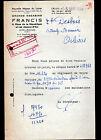 """ORLEANS (45) CONFECTION VETEMENTS / MODE """"FRANCIS"""" en 1954"""
