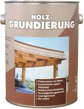 2,5 Liter Wilckens Holz Grundierung Imprägnierung Bläueschutz farblos 7,24?/L