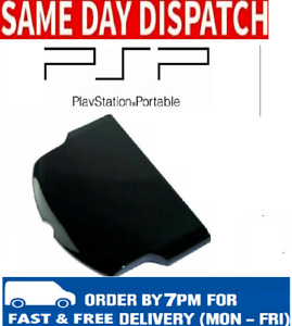 Black Replacement Back Battery Door Cover for PSP 2000 2003 2004 3000 3003 3004