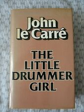 THE LITTLE DRUMMER GIRL JOHN LE CARRE 1983 HARDBACK