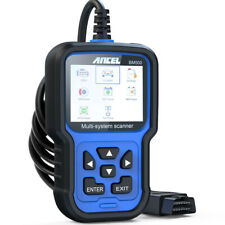 Full System DPF BMS EPB TPMS Reset OBD2 Car Automotive Scanner Fault Code Reader