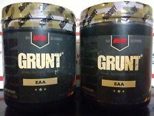 New listing Redcon1 GRUNT EAAs Essential Amino Acids 30 X2 Tigers Blood , Pineapple Banann