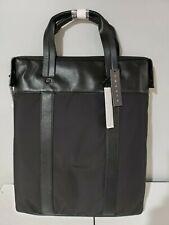 Theory Hudson Nylon/leather Tote bag, Unisex