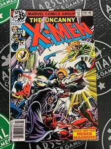 Uncanny X-Men #119 1979 VF/NM 9.0 Marvel Comics Bronze Age Sunfire Wolverine