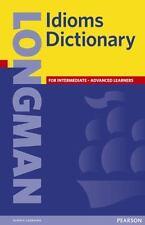Longman Idioms Dictionary (Idioms Dictionary)