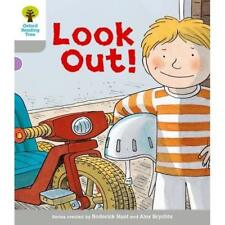 Oxford Reading Tree: Stage 1: Wordless Stories A: Look  - Paperback NEW Roderick