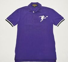 Men's Rugby Ralph Lauren  Rugby Player Logo Polo Shirt X-Small,Purple
