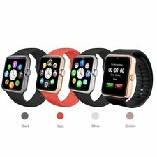 Silicone/Rubber Band Unbranded 32GB Smart Watches
