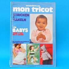 Mon Tricot 2002 | Stricken & Häkeln für Babys | bis 2 Jahre