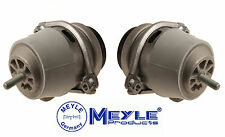 For Porsche Cayenne 03-10 Set Pair of 2 Left & Right Lower Engine Mounts Meyle