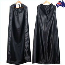 HOT Black Devil Hooded Cloak Fashion Style Long Type Cloak Good Quality Xmas WA