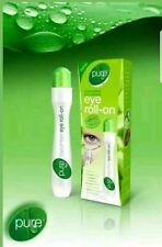 PURE EYE ROLL ON CUCUMBER AND  CAFFEINE FOR DARK CIRCLES / UNDER EYE BAGS 15ml