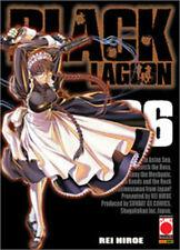 PM3073 - Planet Manga - Black Lagoon 6 - Ristampa - Nuovo !!!