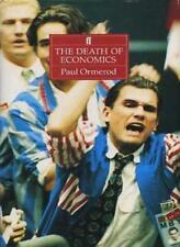 The Death of Economics,Paul Ormerod