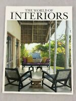 The World of Interiors Interior Design Fashion Magazine Conde Nast July 2016