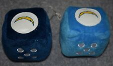 Fremont Die Los Angeles Chargers Fuzzy Dice