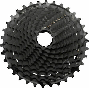 e*thirteen by The Hive XCX Plus Cassette - 11 Speed, 9-39t, Black, For XD Driver