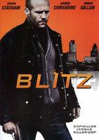 Blitz DVD Jason Statham
