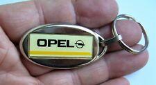 Ancien porte clé métal Opel Corsa Kadett Astra Ascona Monza Tigra Manta Calibra