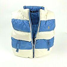 Ralph Lauren Children's Puffer Vest (410)