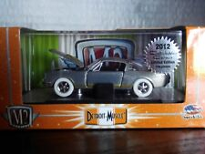 M2 1966 Shelby GT350 H Mustang Raw Super Chase White Tires 1/64 Diecast Kustom