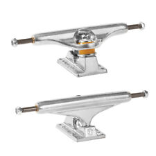 Independent Skateboard Trucks 169mm Silver Raw Stage 11 Pair Also 1 Inch Bolts.