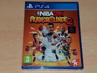 NBA 2K Playgrounds 2 PS4 Playstation 4 **BRAND NEW & SEALED**