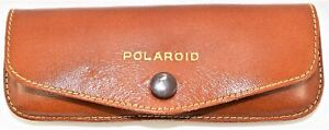 Polaroid 541 Camera Lens Close Up Filter Kit Brown Leather Case Free Shipping