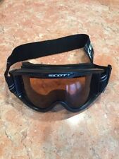 SCOTT Ski Snowboarding Googles Adult Adjustable