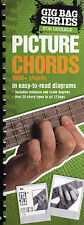 Gig Bag Book of Ukulele Picture Chord Shapes Learn to Play Uke Music Book LESSON