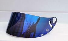 Aftermarket Shark Miroir Bleu Visiere Blue Visor RSR RSR2 RSX RS2