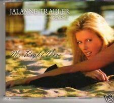 (243M) Jalayne Tradler, Mr Right Now - 2008 CD